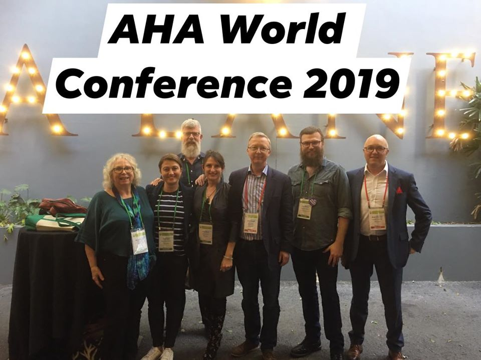 AHA World Conference 2019